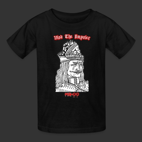 Vlad The Impaler - Kids' T-Shirt