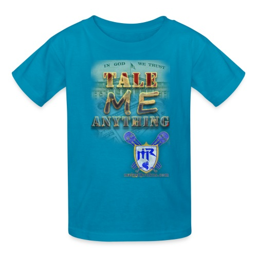 Tale Me Anything - Kids' T-Shirt