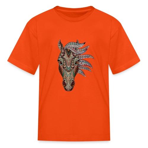 Horse head - Kids' T-Shirt