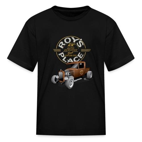 RoysRodDesign052319_4000 - Kids' T-Shirt
