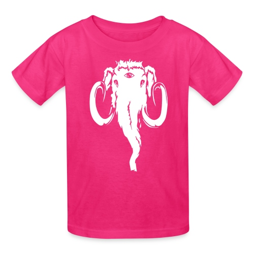 Big Mammoth (women's) - Kids' T-Shirt