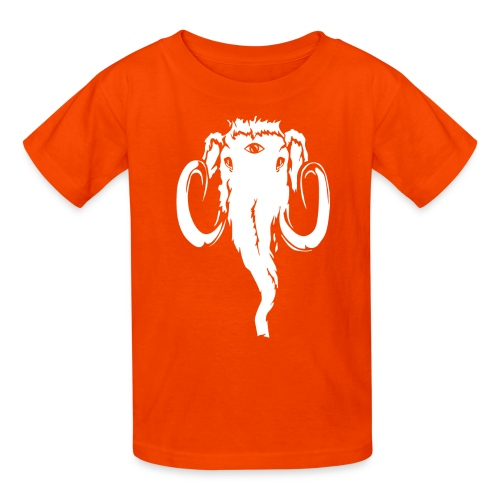 Big Mammoth (women's) - Kids' T-Shirt