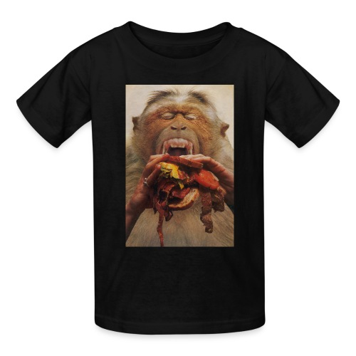 No More Fast Food - Kids' T-Shirt