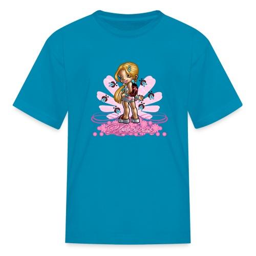Precious Ladybug by RollinLow - Kids' T-Shirt