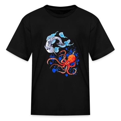 JLK Undersea Mastery - Kids' T-Shirt