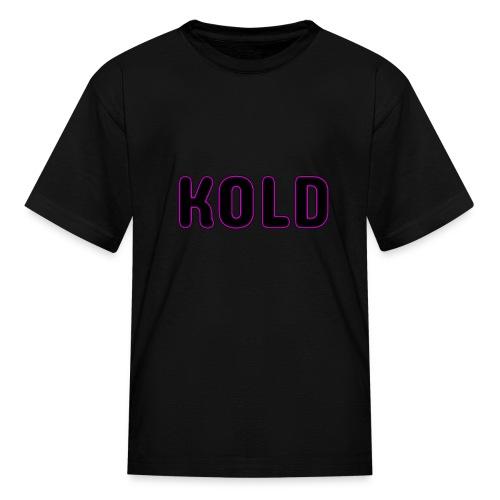 KOLD - Kids' T-Shirt
