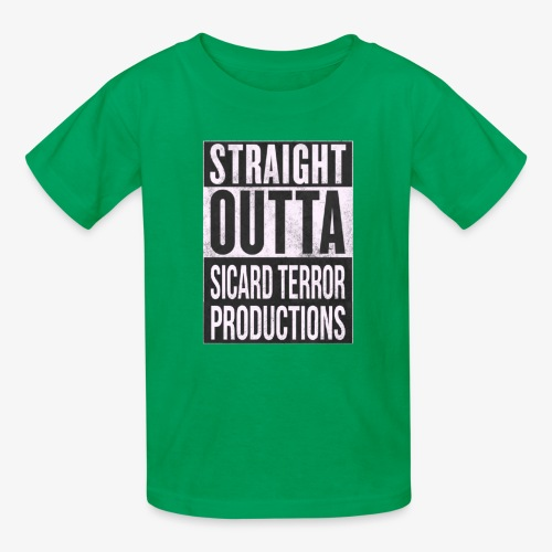 Strait Out Of Sicard Terror Productions - Kids' T-Shirt