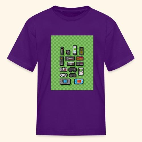 controller handy - Kids' T-Shirt