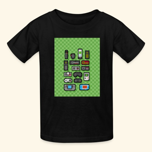 controller handy - Kids' T-Shirt