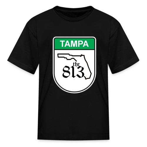 Tampa Toll - Kids' T-Shirt