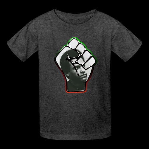 Huey Newton RBG Fist - Kids' T-Shirt