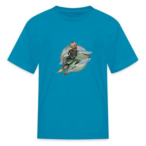 d9 - Kids' T-Shirt