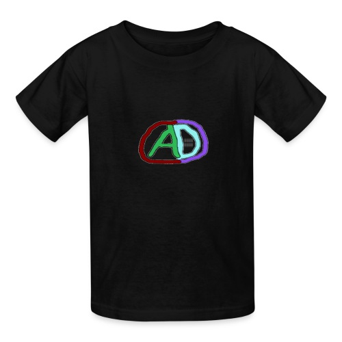 hoodies with anmol and daniel logo - Kids' T-Shirt