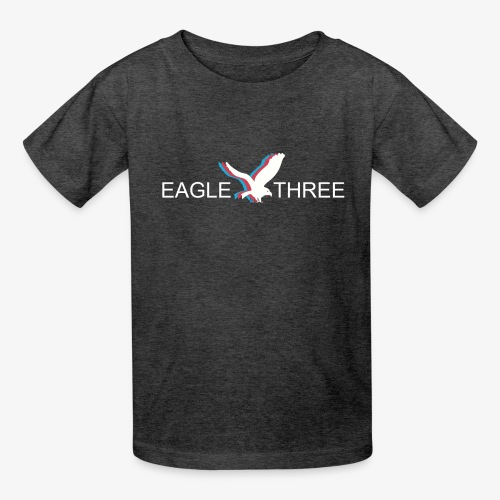 EAGLE THREE APPAREL - Kids' T-Shirt