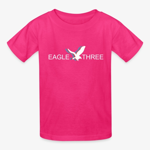 EAGLE THREE APPAREL - Kids' T-Shirt