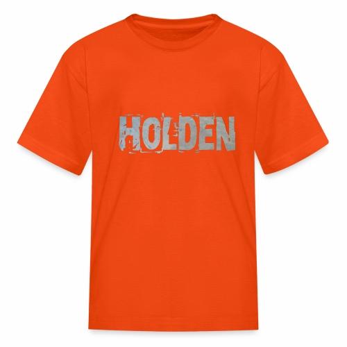 Holden - Kids' T-Shirt