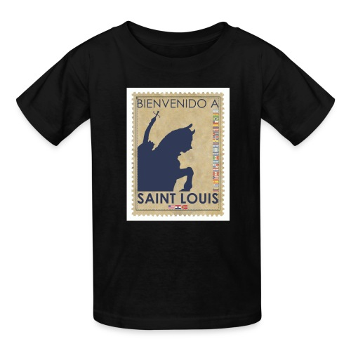 Bienvenido A Saint Louis - Kids' T-Shirt