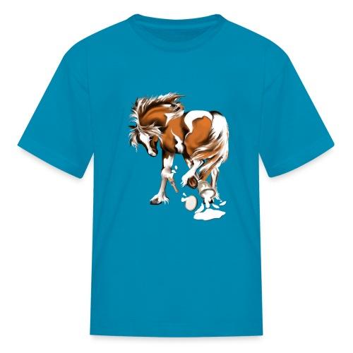 Paints and Paints.... - Kids' T-Shirt