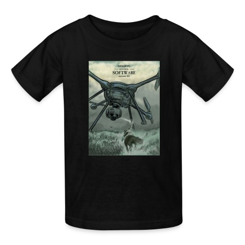 Shadow - Kids' T-Shirt