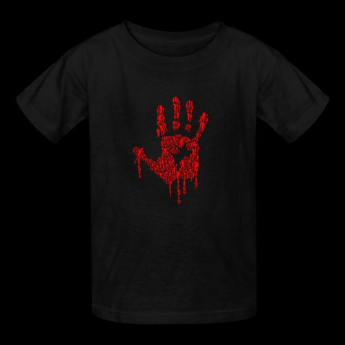 The Haunted Hand Of Zombies - Kids' T-Shirt
