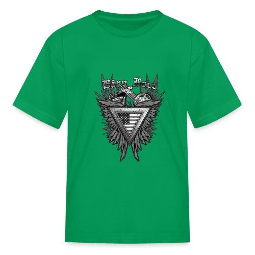 Born Free - Kids' T-Shirt