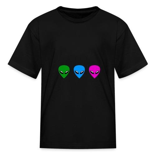 Alien Greys - Kids' T-Shirt