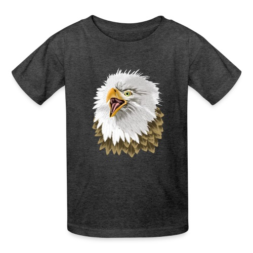 Big, Bold Eagle - Kids' T-Shirt