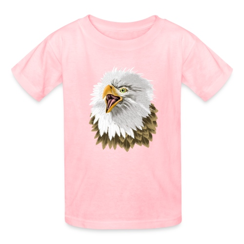 Big, Bold Eagle - Kids' T-Shirt