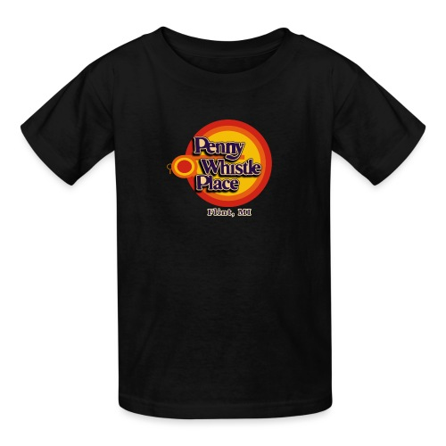 Penny Whistle Place - Kids' T-Shirt