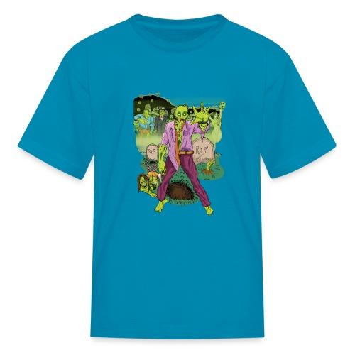 Zombies! - Kids' T-Shirt