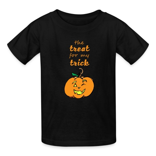 Trick or Treat Maternity - Kids' T-Shirt