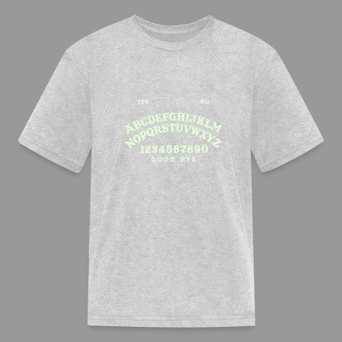 Talking Board - Kids' T-Shirt