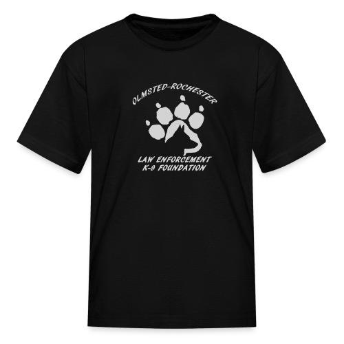 Paw Design - Kids' T-Shirt