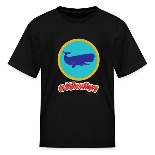 Monstro Explorer Badge - Kids' T-Shirt