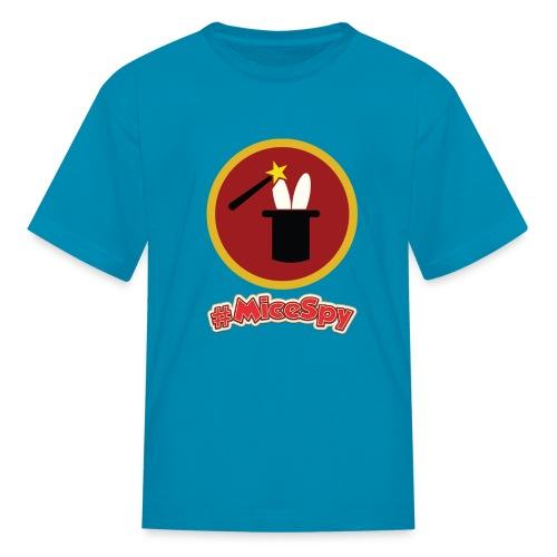 Magic Shop Explorer Badge - Kids' T-Shirt
