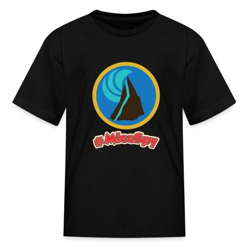 Splash Mountain Explorer Badge - Kids' T-Shirt