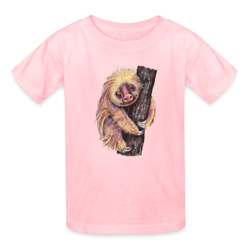 Sloth - Kids' T-Shirt