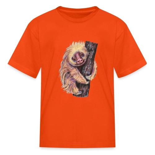 Sloth - Kids' T-Shirt
