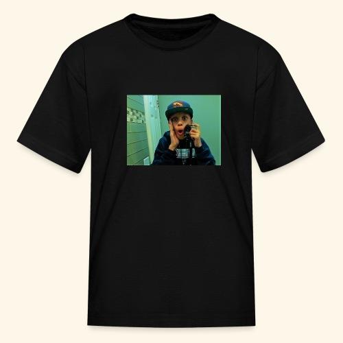 Pj Vlogz Merch - Kids' T-Shirt