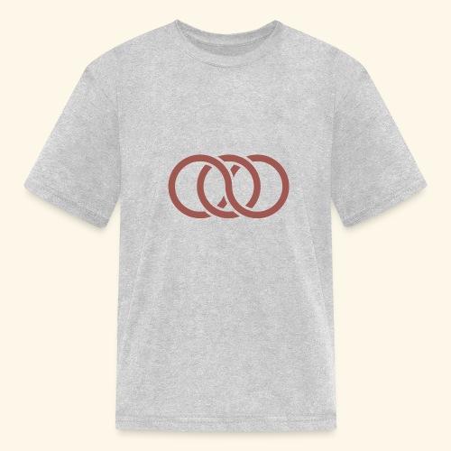 circle paradox - Kids' T-Shirt
