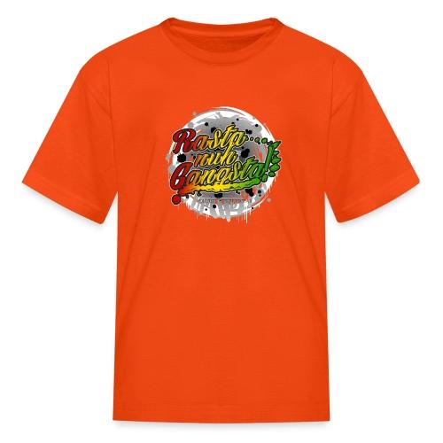 Rasta nuh Gangsta - Kids' T-Shirt