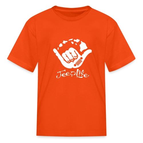 Jeep life vibes - Kids' T-Shirt
