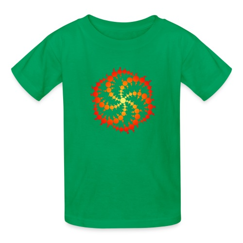 Crop circle - Kids' T-Shirt