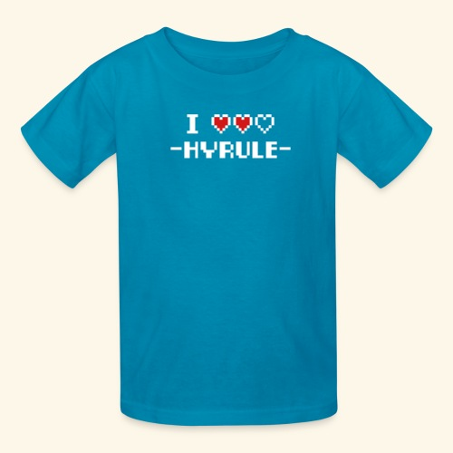 I Love Hyrule - Kids' T-Shirt