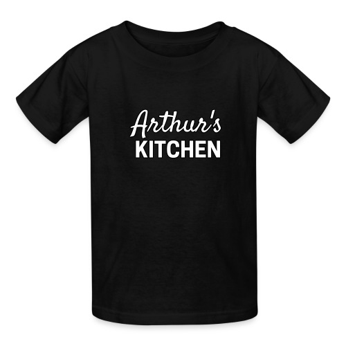 arthur's kitchen - Kids' T-Shirt