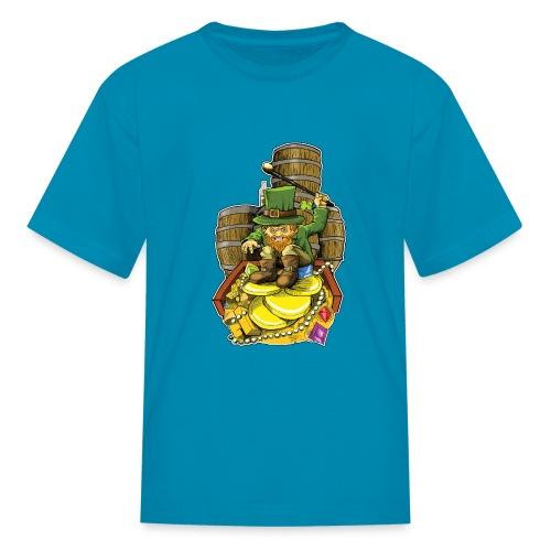 Angry Irish Leprechaun - Kids' T-Shirt