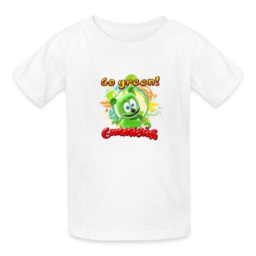 Gummibär Go Green Earth Day Trees - Kids' T-Shirt