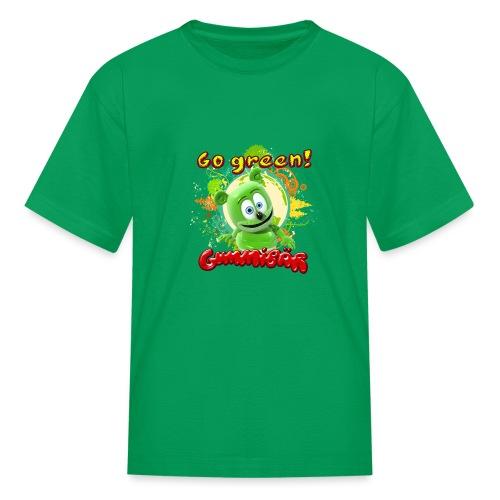 Gummibär Go Green Earth Day Trees - Kids' T-Shirt