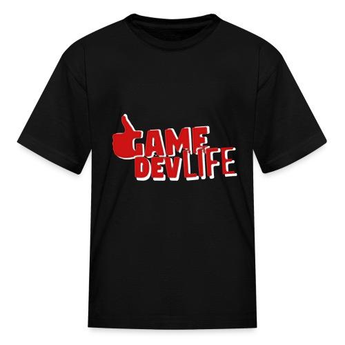 Game Dev Life (NEW DESING) - Kids' T-Shirt