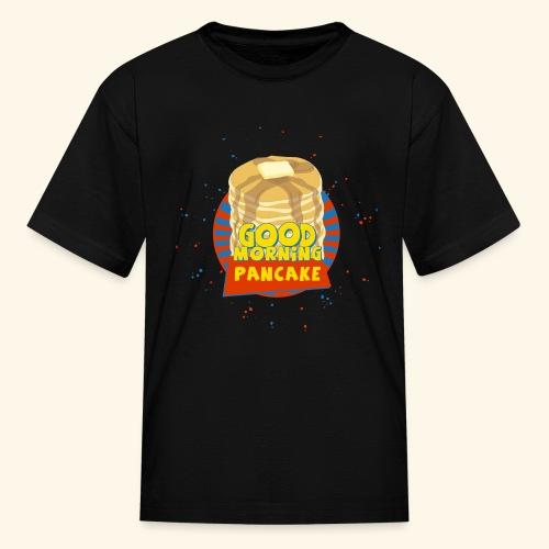 morningpancake - Kids' T-Shirt